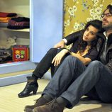 Jimena y Mario, desolados en 'Los protegidos'