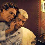 Antonio y Rosa en 'Los protegidos'
