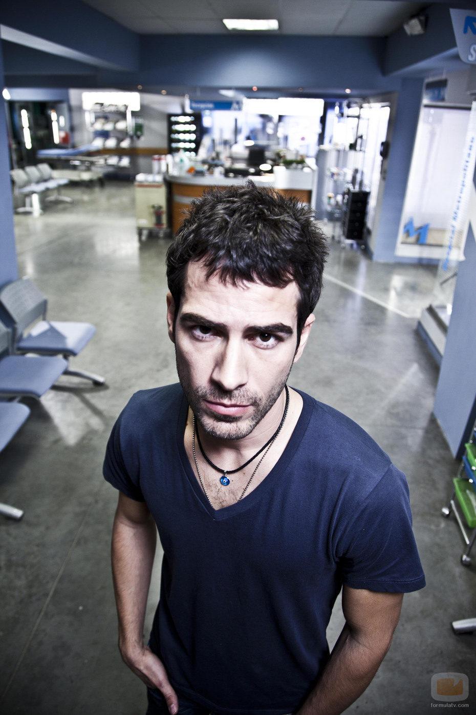 Imagen de Alejandro Tous en 'Mentes en shock'