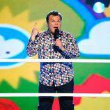 Jack Black presentando la gala de los Kids' Choice Awards