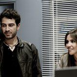 Goya Toledo y Alejandro Tous en 'Mentes en shock'