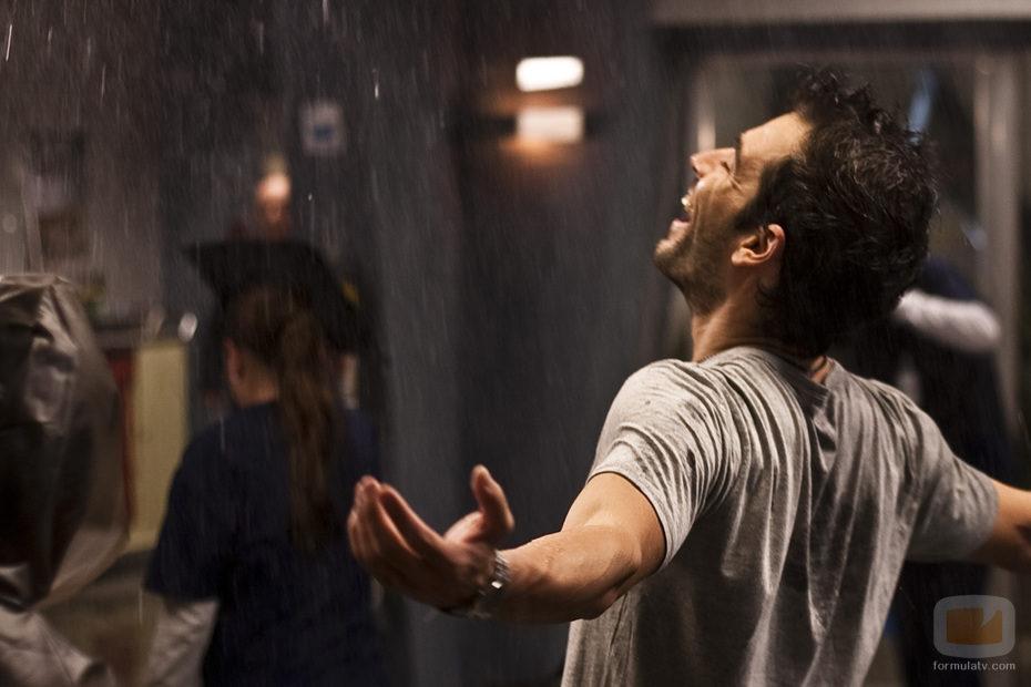 Fotograma de Alejandro Tous en 'Mentes en shock'