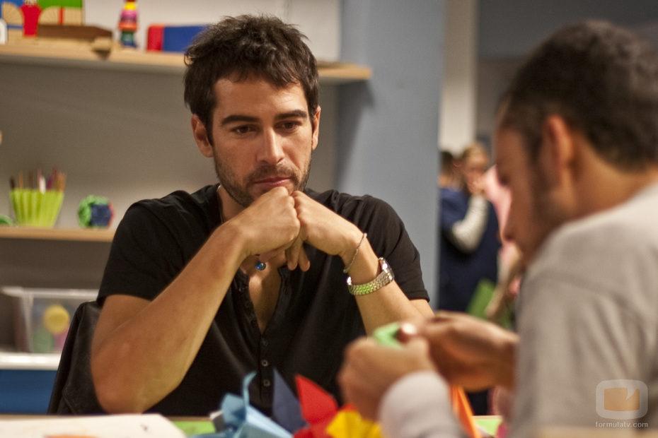 León Robles inicia una nueva terapia con su paciente