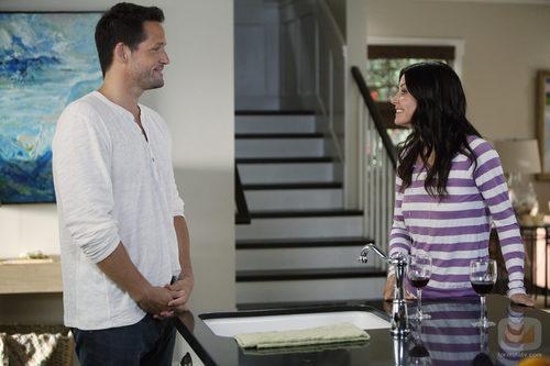 Greyson habla con Jules