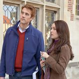 Camilla Luddington y Nico Evers-Swindell son los protagonistas de 'William & Kate'