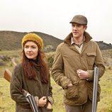 Camilla Luddington y Nico Evers-Swindell intepretan a la pareja real en 'William & Kate'