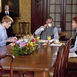 Nico Evers-Swindell, Justin Hanlon y Ben Cross intepretan a príncipes en 'William & Kate'