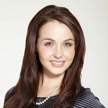 Camilla Luddington en su papel de Kate Middleton en  'William & Kate'