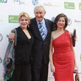 Tita Cervera, Luis del Olmo y Ana Rosa Quintana