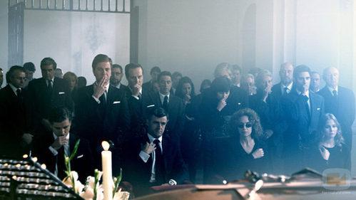 Funeral de Jesús Aguirre