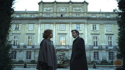 'La Duquesa' y su hijo