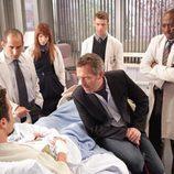 El doctor House se enfrenta a un nuevo caso