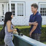 Bobby y Jules en 'Cougar Town'
