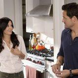 Jules y Grayson, la nueva pareja de 'Cougar Town'