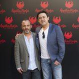 Javier Gutierrez y Mariano Peña