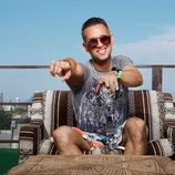 """Michael """"The Situation"""" Sorrentino en 'Jersey Shore'"""