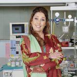 Verónica Forqué es Amalia en 'Hospital Central'