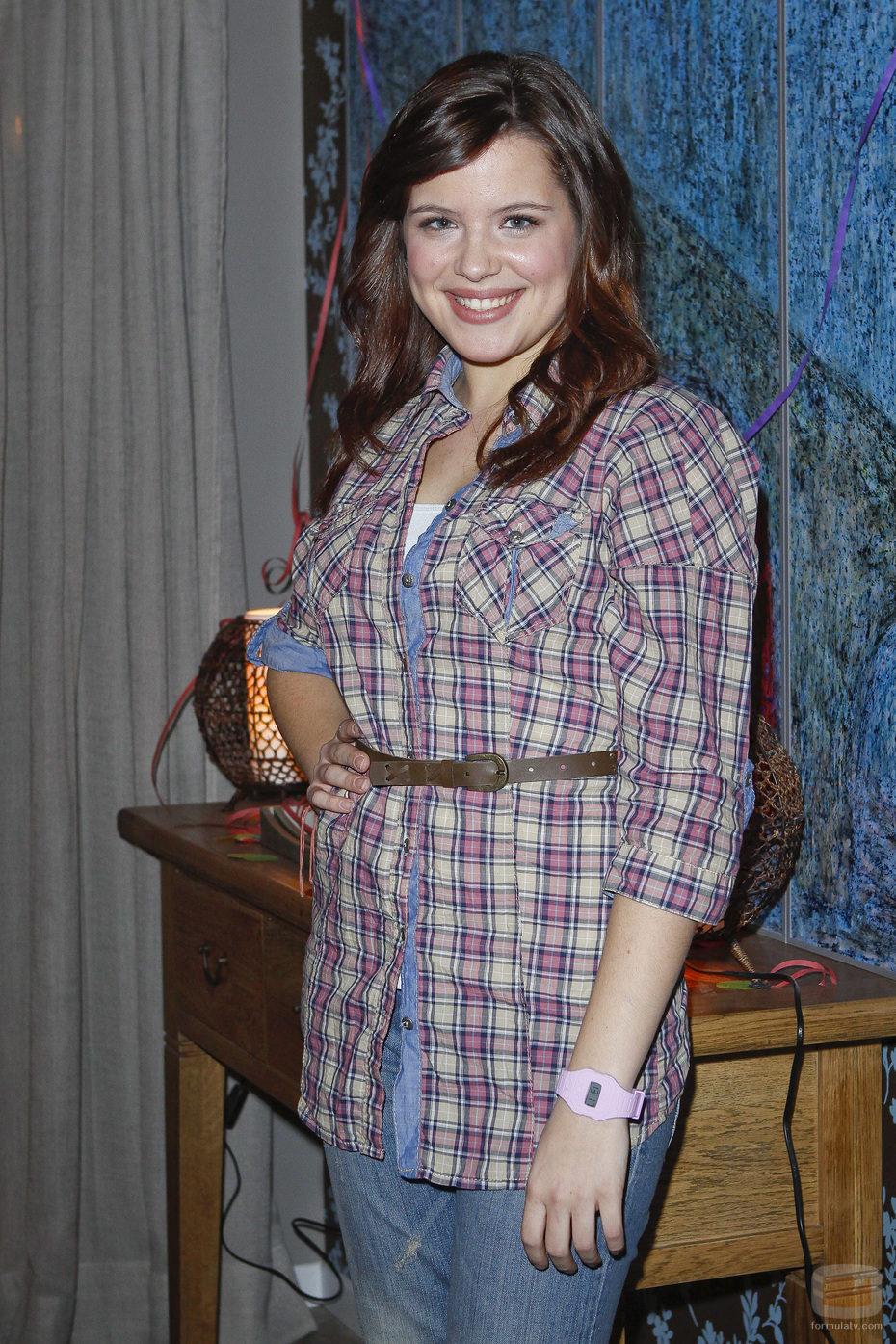 Andrea Ros es Nata en 'buenAgente'