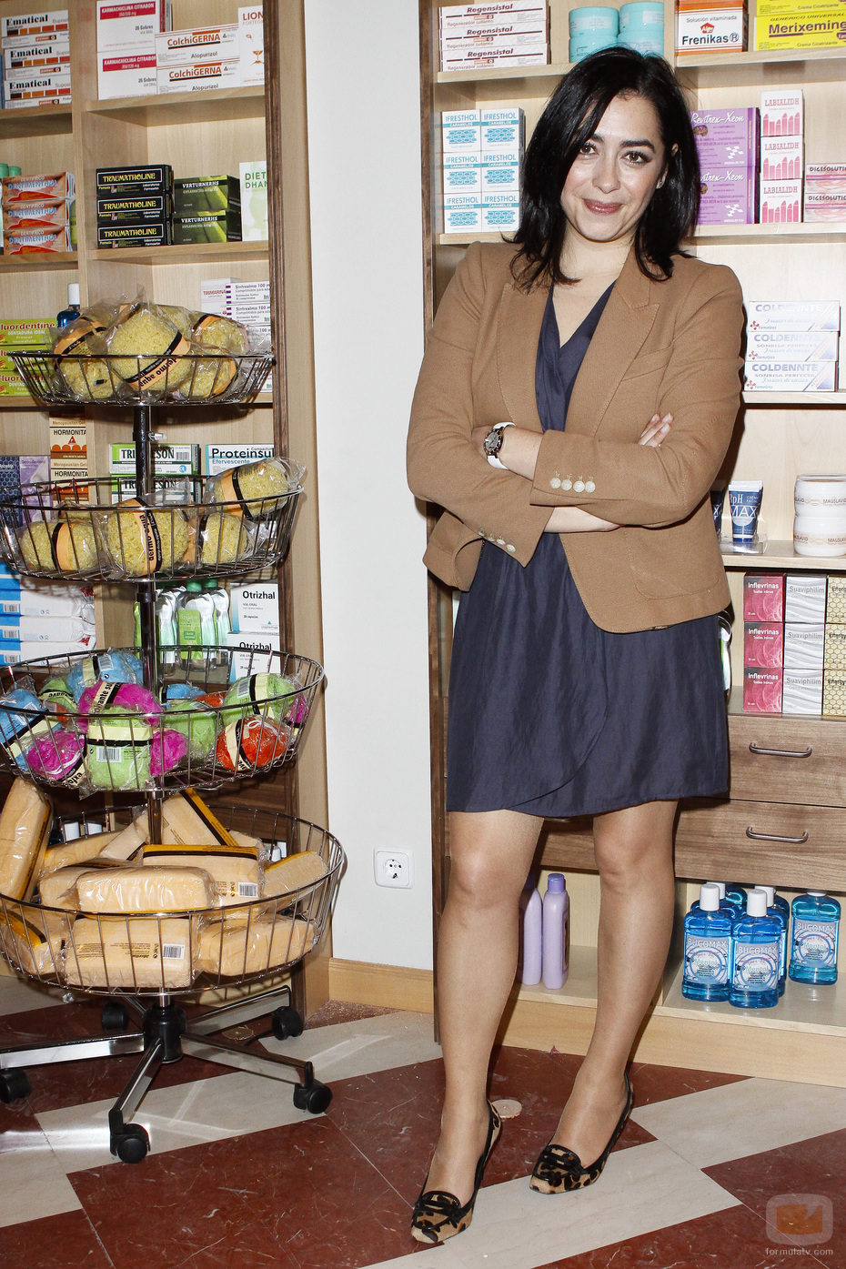 María Isasi en 'buenAgente'