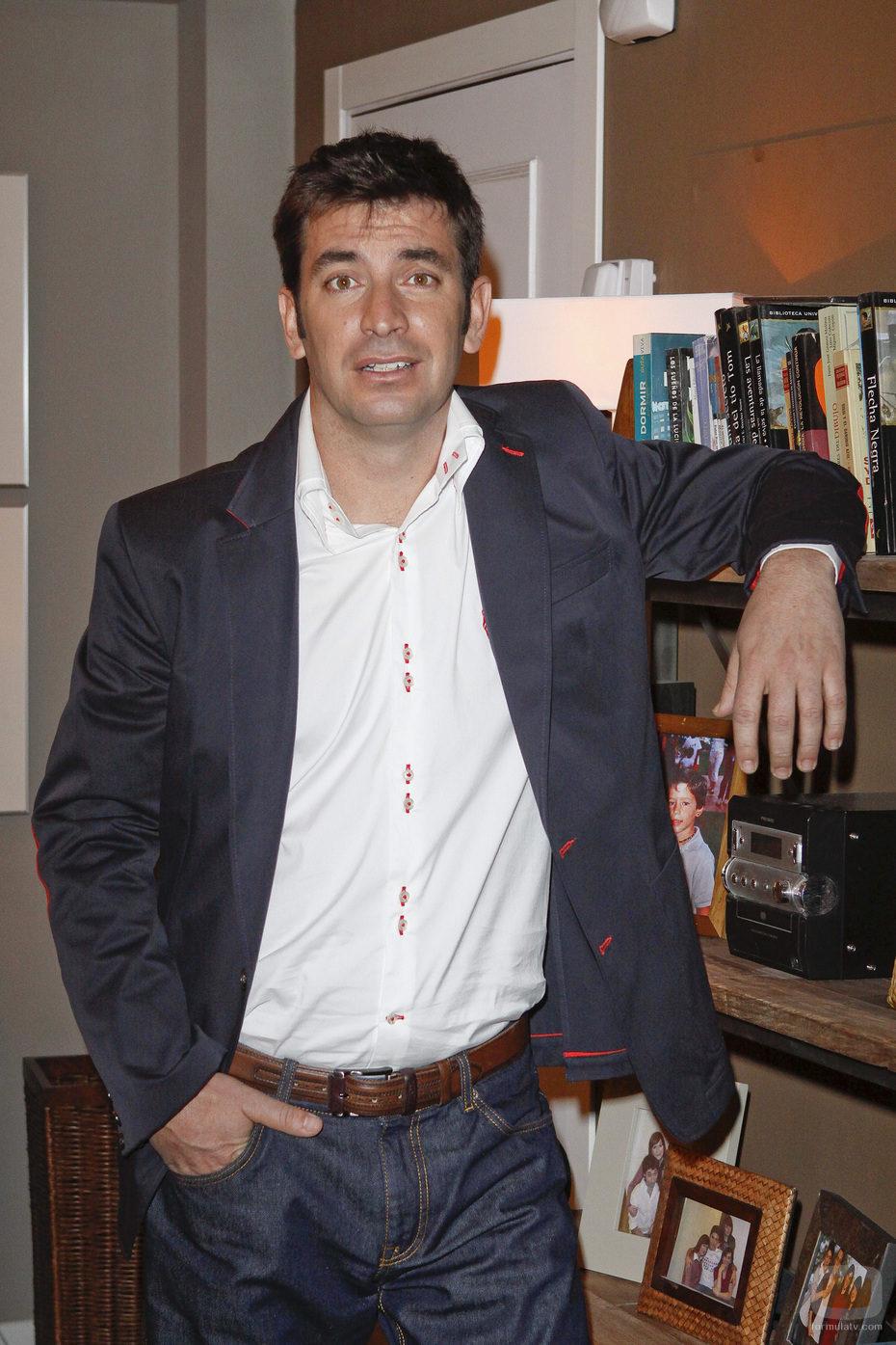 Arturo Valls en 'buenAgente'