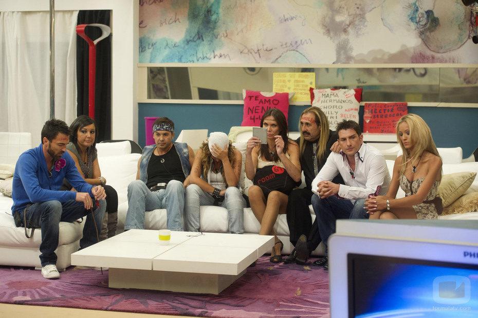 Participantes de 'El reencuentro'