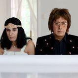 Berto y Andreu son Yoko Ono y John Lennon