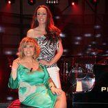 Las presentadoras de 'Nacidas para cantar'