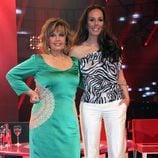 Las presentadoras del programa 'Nacidas para cantar'