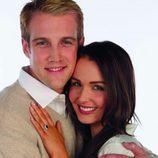 Protagonistas de 'William & Kate'
