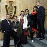 Los protagonistas de 'Escenas de matrimonio' en Navidad