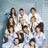 Protagonistas de la segunda temporada MIR
