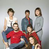 Rodolfo Sancho, Daniela Costa, Ruth Díaz, Pau Roca, Mar Ulldemolins y Nuria Gago