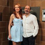 Cristina Castaño y José Luis Gil