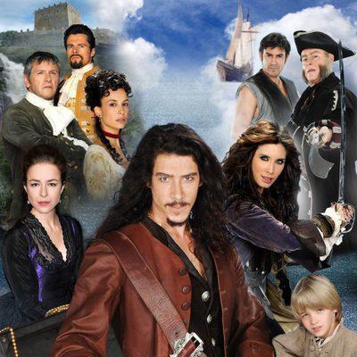 Imágenes promocionales de 'Piratas: El tesoro de Yáñez El Sanguinario'