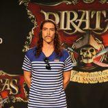 Óscar Jaenada es Álvaro Mondego en 'Piratas'