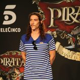 Óscar Jaenada protagoniza 'Piratas'