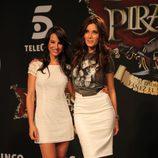 Pilar Rubio y Xenia Tostado, de 'Piratas'