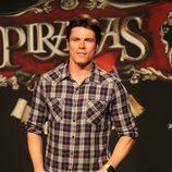 Octavi Pujades en la presentación de 'Piratas'