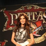 Pilar Rubio es Carmen Bocanegra en 'Piratas'
