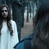 Miranda aparece como un fantasma en 'Ángel o demonio'