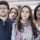 Nico, Adriana y Carol en 'Doctor Mateo'