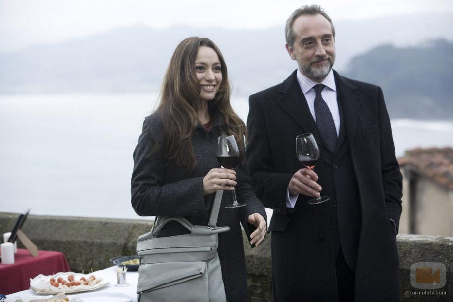 Adriana y Mateo, juntos en 'Doctor Mateo'