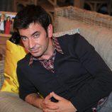 Arturo Valls posa durante la presentación de 'buenAgente'