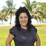 Emma Díaz, concursante anónima de 'Supervivientes 2011'