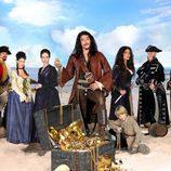 Reparto de 'Piratas', de Telecinco
