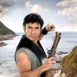 Miguel Ortiz en 'Piratas'