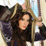 Pilar Rubio en 'Piratas'