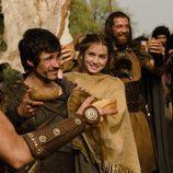 Paulo y Nerea regresan juntos a 'Hispania'