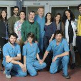 Actores míticos regresan a 'Hospital Central'