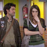 Juan Pablo di Pace y Olivia Molina en 'Física o química'